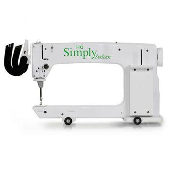 Handi quilter Simply Sixteen Studio frame