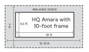 HQ Amara 10 foot