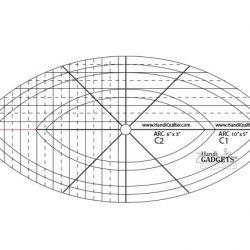 ruler arc c