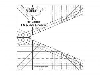 45 graden ruler