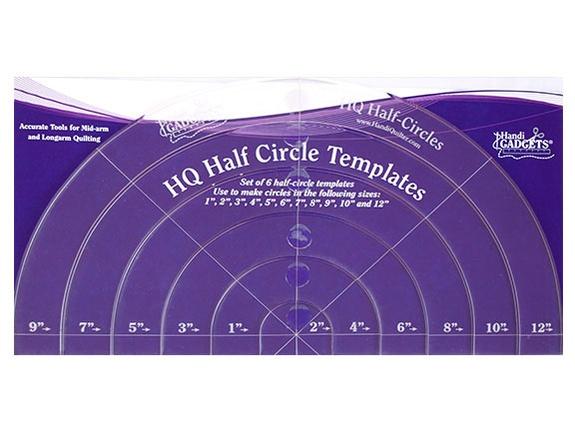 half circle ruler